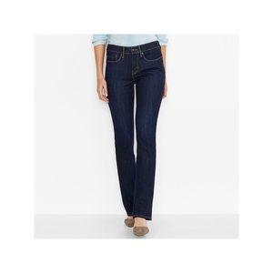 - Levi's 515 - Bootcut dark wash Jeans